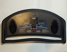 Treadmill console for Vision T9450HRT